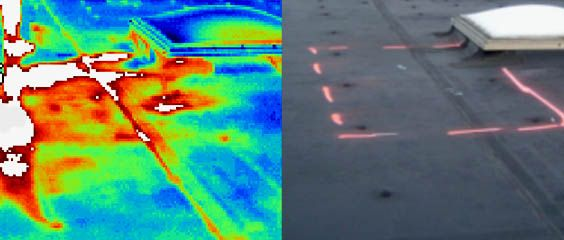 Thermographic Inspections by Warwick Roofing